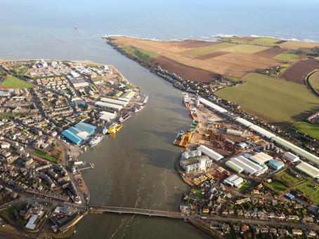 Seagreen base plans at Montrose finalised