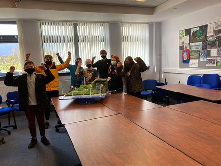 Pupils in Angus celebrate achievements in Seagreen STEM programme