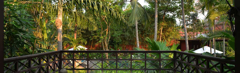 Green Suite Balcony