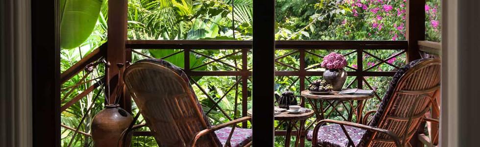 Purple Suite Terrace
