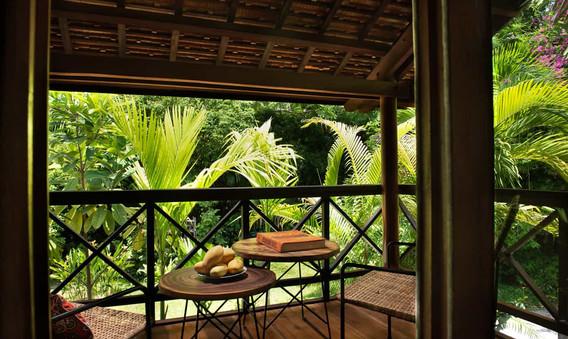 Orange Suite Terrace