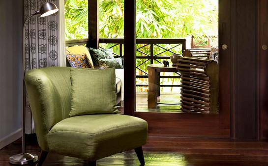 Green Suite Silk