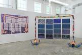 Erin Miller, Daisy Breath (II), 55 x 78 inches, mixed media, 2021, NFS.jpeg
