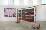 Erin Miller, Daisy Breath (I), 55 x 78 inches, mixed media, 2021, NFS.jpeg