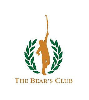 The Bear's Club Logo