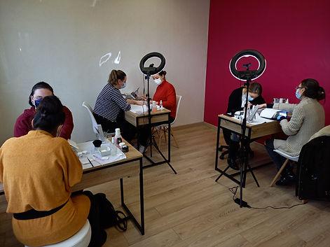 Centre de formation Nails - Mon Atelier
