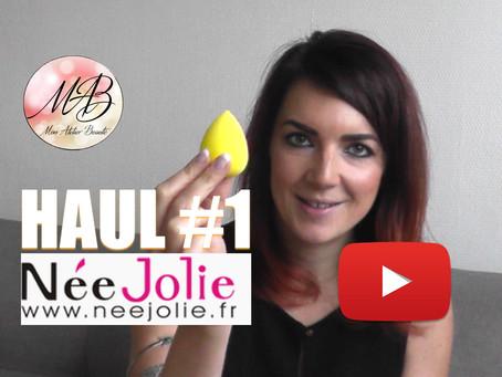 HAUL #1 NéeJolie.fr + Code Promo