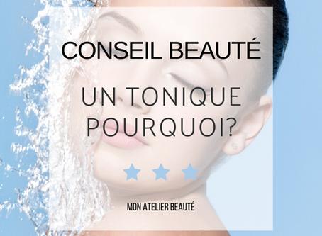 Lotion ou Tonique - Quel intérêt pour ma peau?