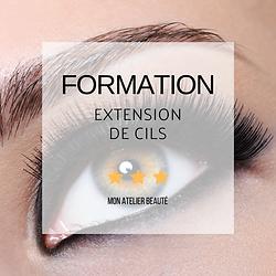Formation Extension de cils- Mon Atelier