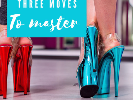 3 Beginner Pole Dance Moves to Master