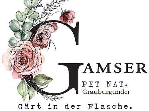 Grauburgunder PétNat - Naturschaumwein