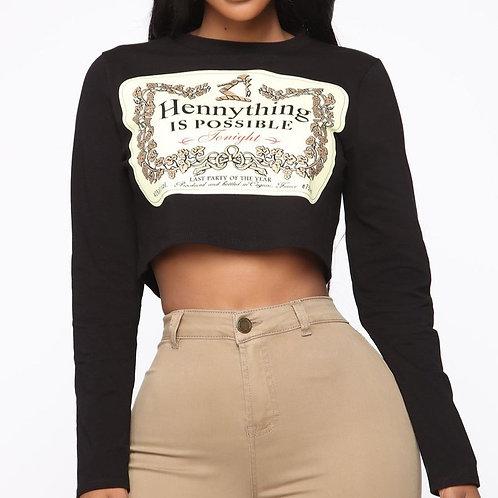 FashionNova Hennything is Possible