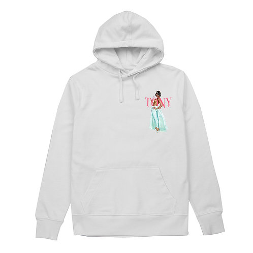 The Roots pinup Hoodie