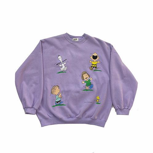 Hidden Gems Peanuts Sweater