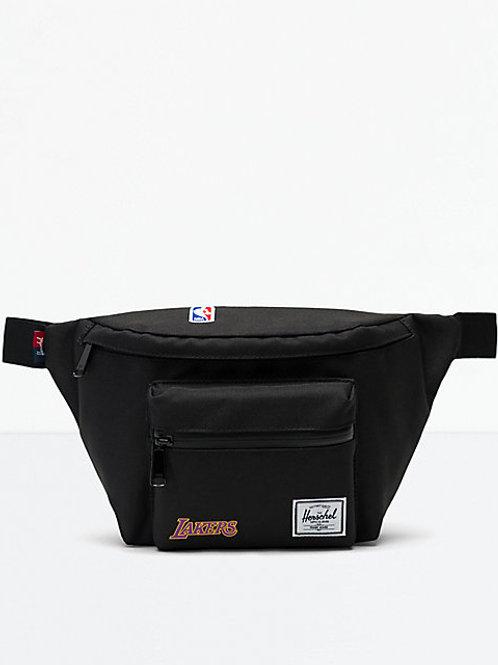 Herschel Supply Co. Seventeen LA Lakers Black Fanny Pack