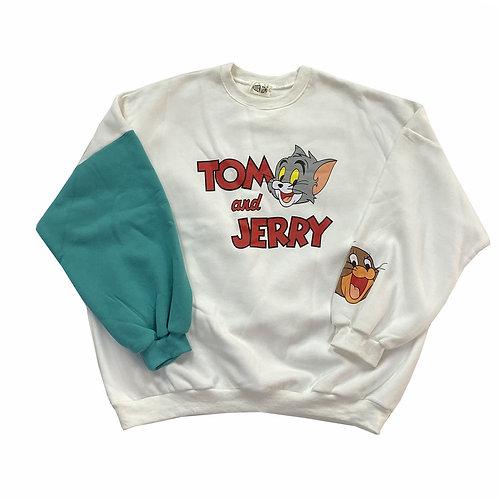 Hidden Gems Tom & Jerry Sweater