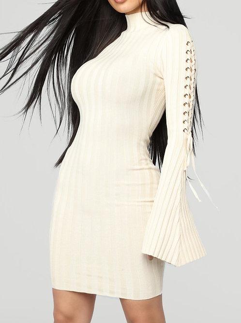 FashionNova Next To Me Knit Dress