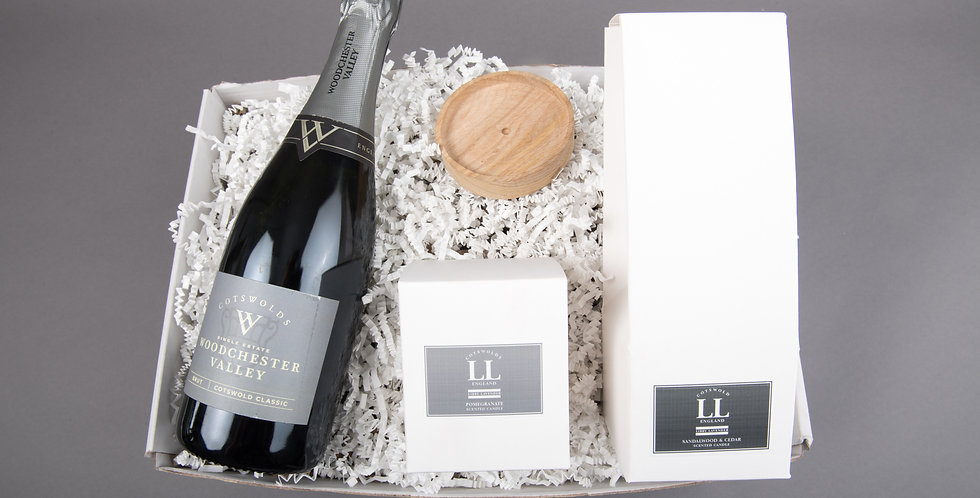 Fathers day Woodchester Valley Brut and diffuser gift set