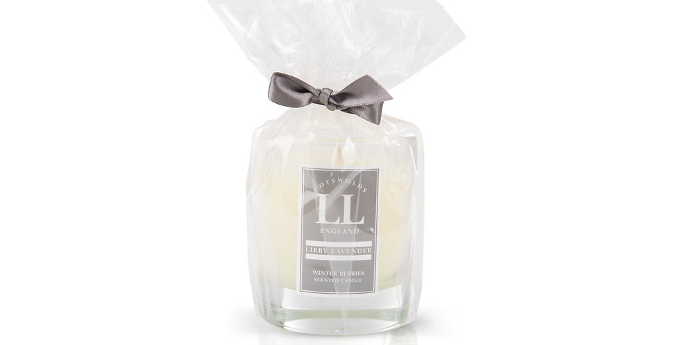 Winter Berries 200g Home Candle