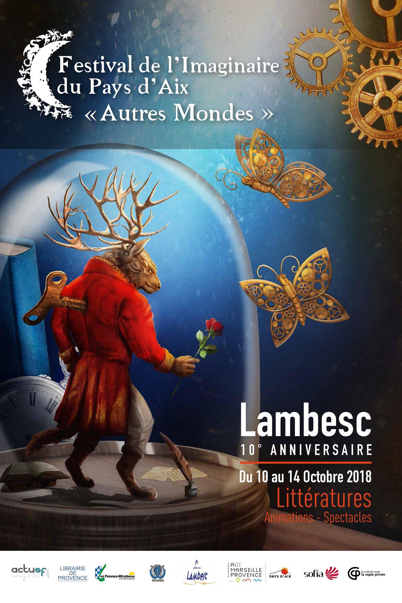 Lambesc Festival de l'imaginaire du pays d'Aix