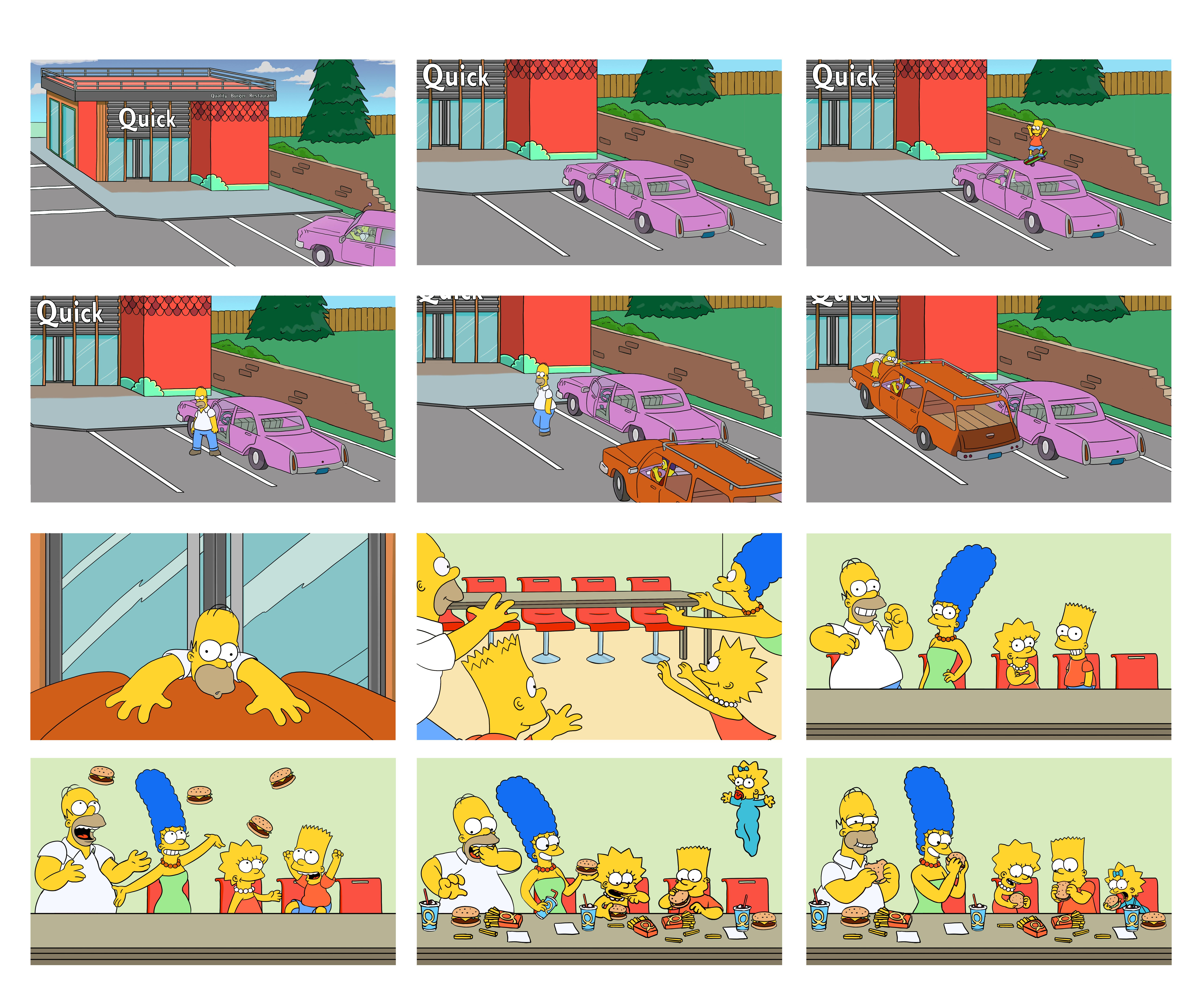 Board Quick 2 Simpson