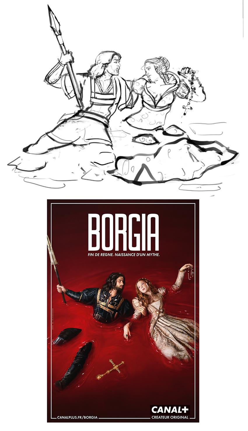 Rough Borgia