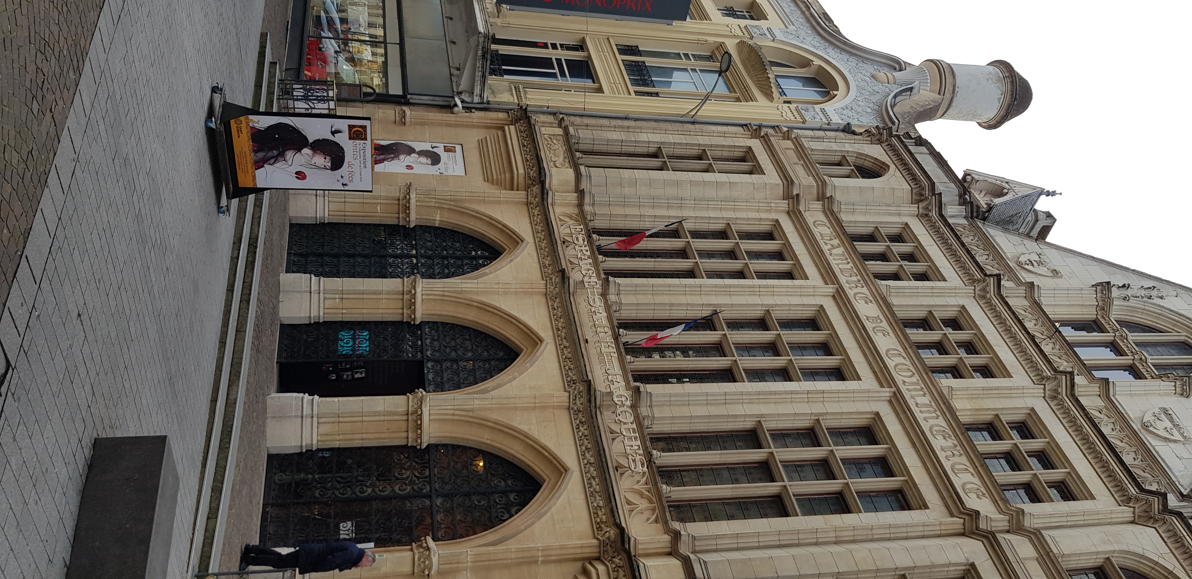 Saint Quentin Galerie Saint Jacques Expo Contes de fées 2019