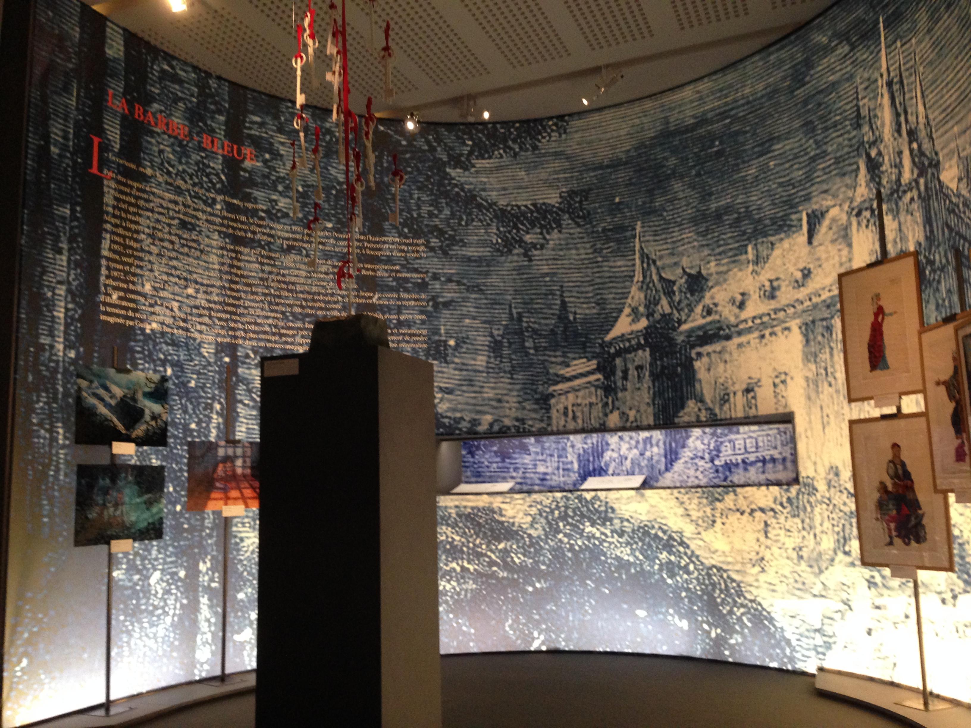 Evian-Palais Lumière Exposition contes de fées 2014