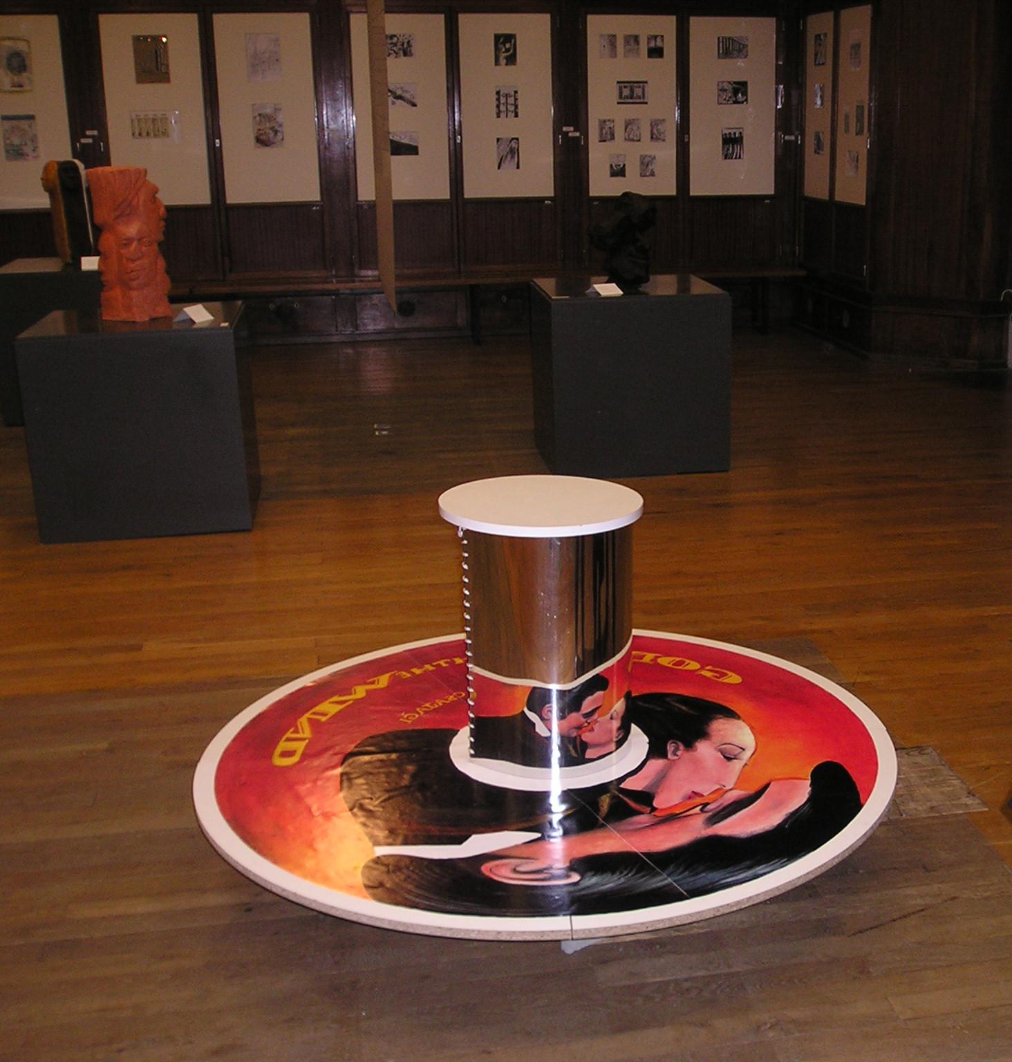 Lyon Musée Guimet Expo Frontières 2008