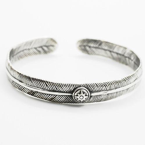 Fashion design star bracelet sterling silver 925