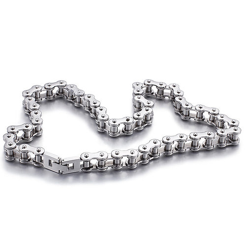Fashion chain design men's stainless steel 316L necklace