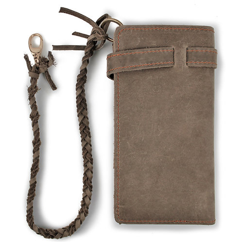 Latest Fashion Style Full Grain Cow Leather Wallet