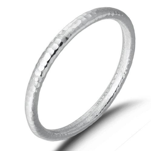 Unique fashion design simple bracelet sterling silver 925