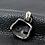 Thumbnail: Buddha eyes mask sterling silver 925 retro style