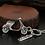 Thumbnail: Silver fashion design motorcycle pendant sterling silver 925
