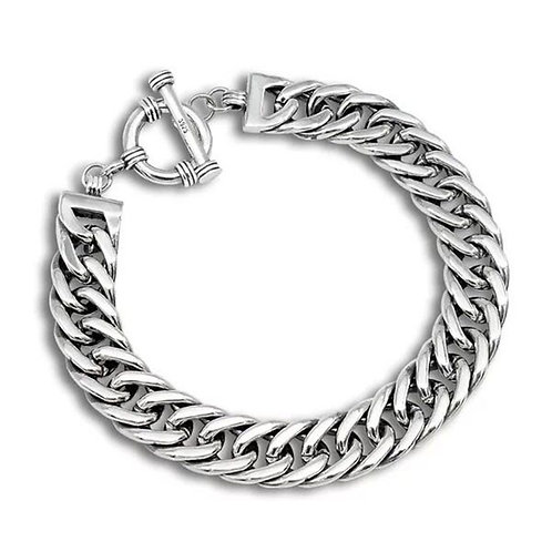 Korean style fashion retro design easy-matching bracelet sterling silver 925