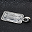 Thumbnail: Indian Thunderbird pendant sterling silver 925 punk style