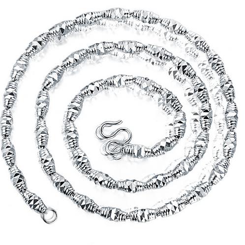 Fashion design men's necklace sterling silver 925