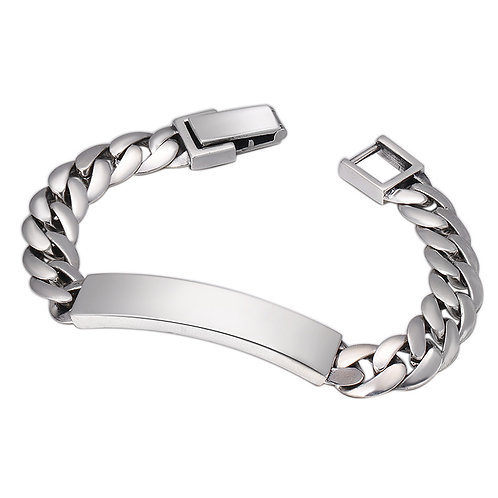 New arrival simple unique design silver glaze bracelet sterling silver 925