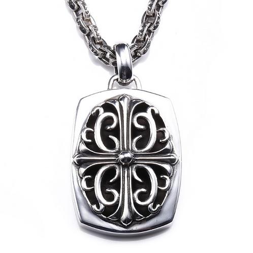 Fashion classic silver retro guardian pendant sterling silver 925