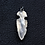 Thumbnail: Indian little spearhead pendant sterling silver 925