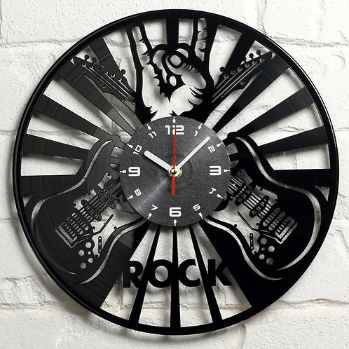 Custom-made Hot Sale Gramophone Record Wall Clock