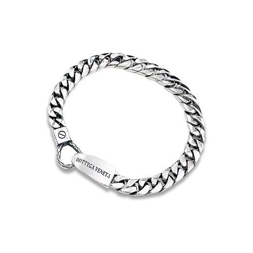Korean style simple couple glaze bracelet sterling silver 925