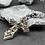 Thumbnail: In vogue religious Jesus cross men's pendant sterling silver 925