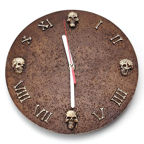 Custom-made Hot Sale Enviromental Protection Resin Wall Clock