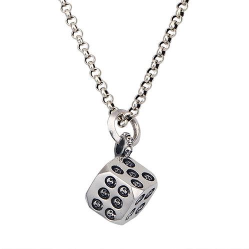 Creative design hip-hop fashion pendant sterling silver 925