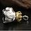 Thumbnail: Creative fashion punk lion king pendant sterling silver 925