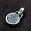 Thumbnail: Atelier Mark crown pendant sterling silver 925 punk style