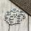 Thumbnail: Simple design glaze sakura easy-matching bracelet sterling silver 925