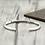 Thumbnail: Unique retro style simple couple bracelet sterling silver 925